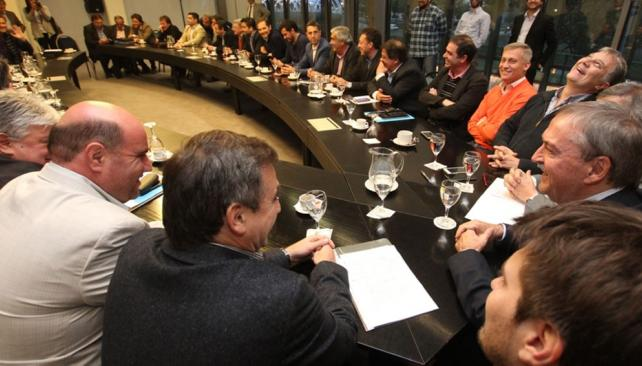 Acuerdo entre Provincia y Municipio